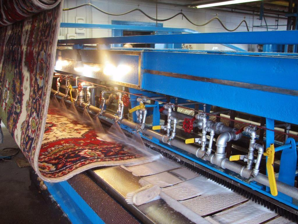 agara rug cleaning facility